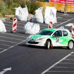 Shakedown der 53. Rallye Wartburg