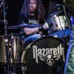 Nazareth auf Europatournee
