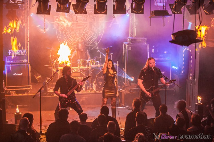 Sirenia, Unleash the Archers, Tyr und Xaon