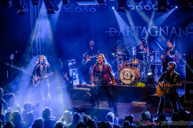 dArtagnan - Seit an Seit Tour 2017