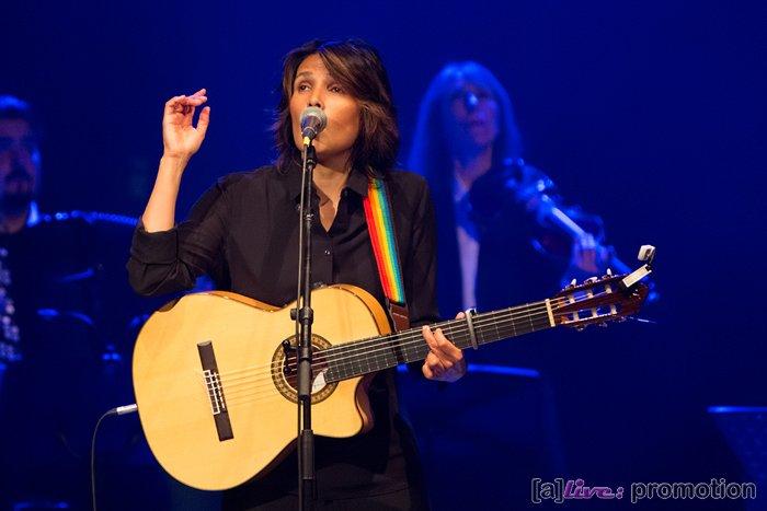 Tanita Tikaram in Erfurt