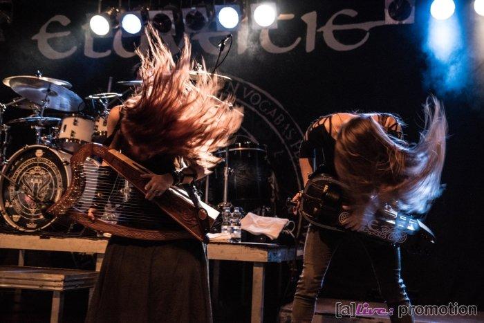 Eluveitie auf PANTHEON Tour