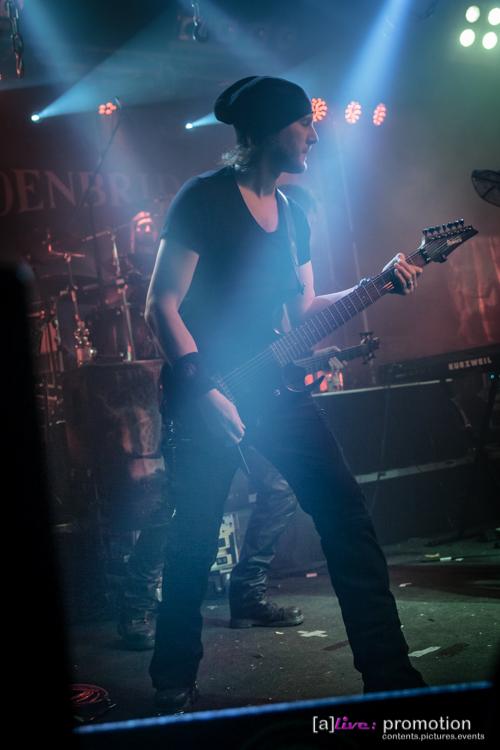 Amberian Dawn - Darkness of Eternity Tour 2018
