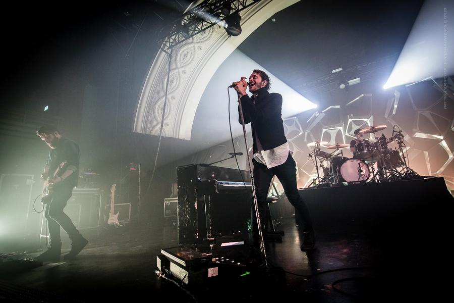 Editors - Violence Tour