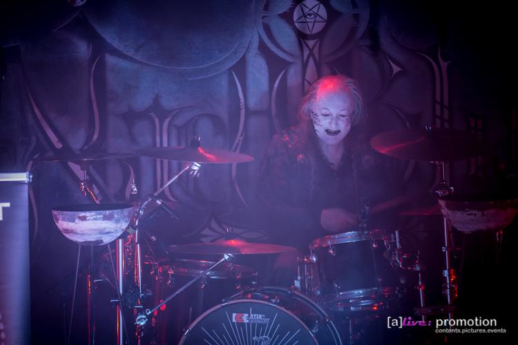 Nachtblut - Apostasie Tour 2018