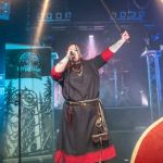Kalevala, Grimner, Waldtraene & Vorgrum im Club From Hell