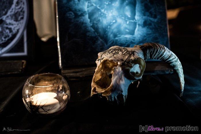 Horna auf APHOTIC VISIONS'-Tour