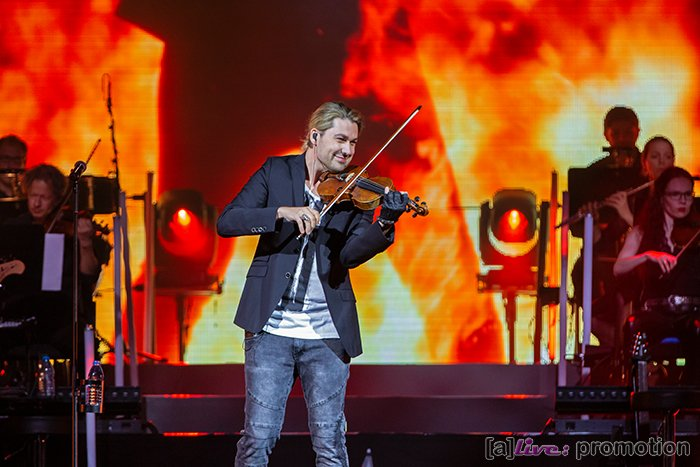 David Garrett in Erfurt