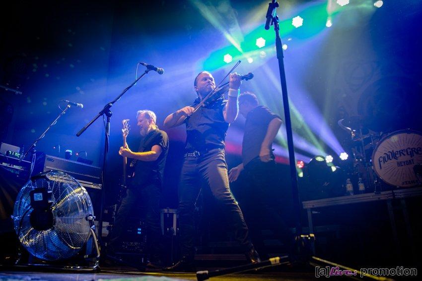 "Fiddler's Green – ""HEYDAY""-Tour 2019"