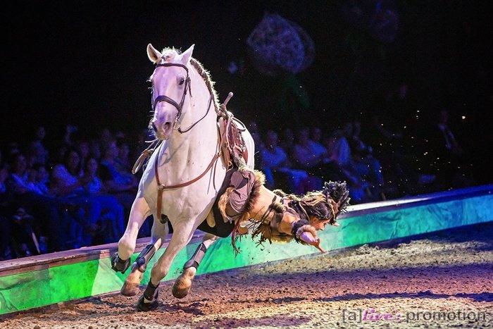 Cavalluna in Erfurt