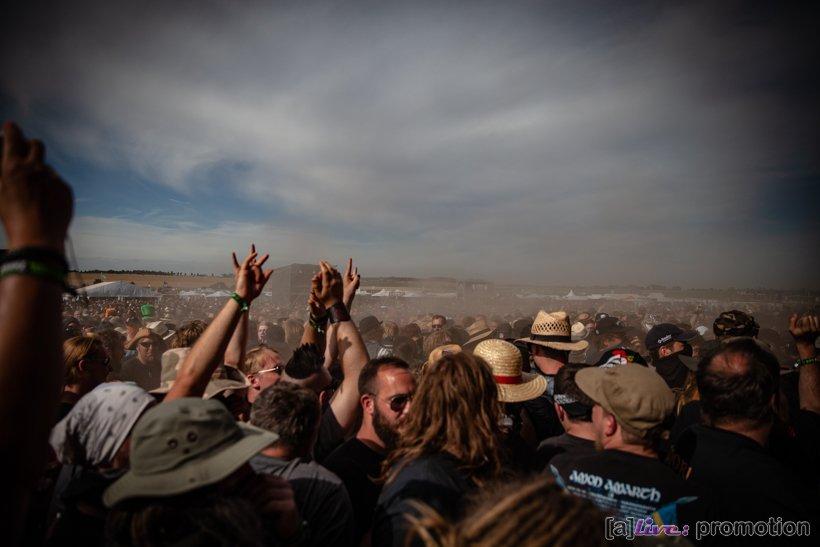 Rockharz Open Air 2019 - Donnerstag