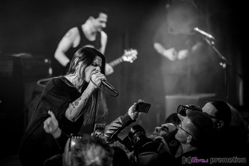 Life of Agony auf S.O.S. World Tour