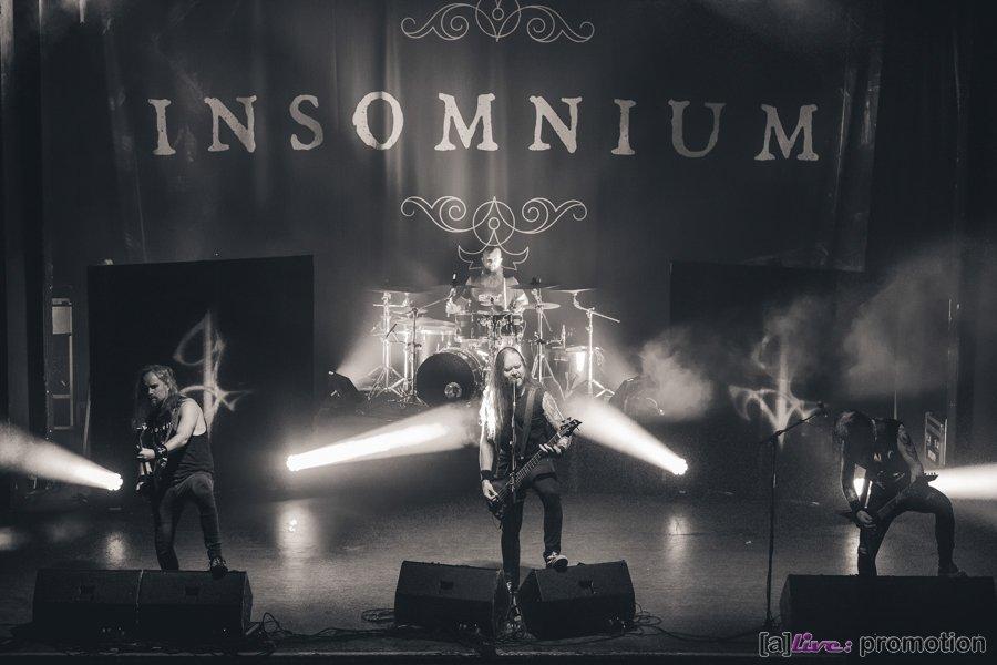 """"""" Insomnium"""