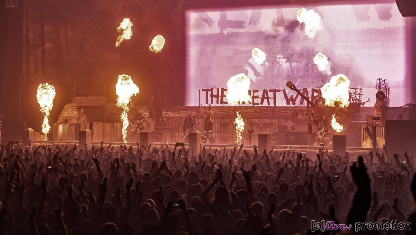 Sabaton - The Great War Tour