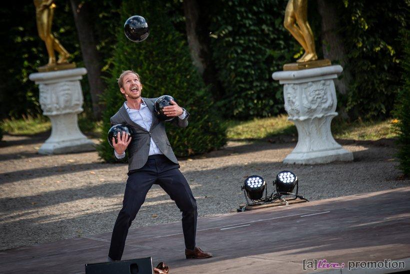 """""""Best of Kleines Fest im Gartentheater"""