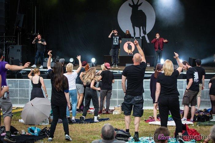 Picknickkonzerte Erfurt - Antilopen Gang