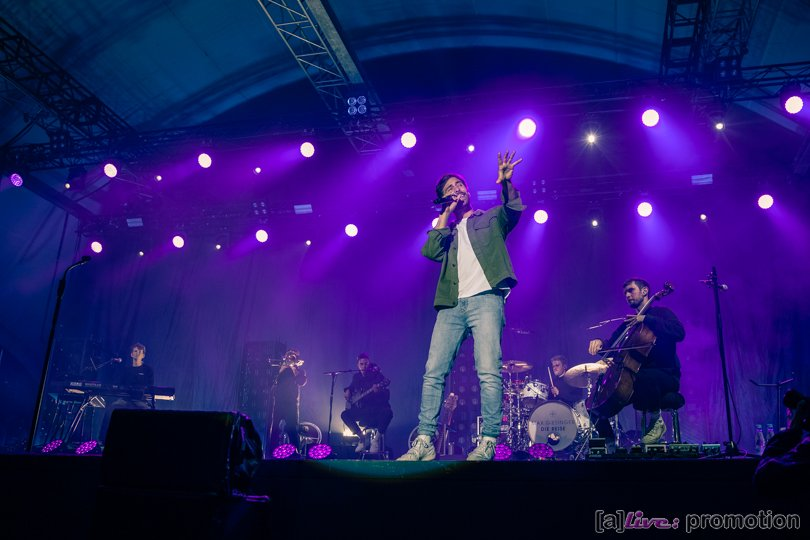 Max Giesinger - Back on Stage