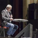 """Konstantin Wecker """"Poesie und Musik mit Cello und Klavier. 03.03.2018. Alte Oper (Erfurt). Fotografien: Johannes Piehler. Im Bild: Konstantin Wecker"""