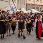 Mittelalterstadtfest 2018
