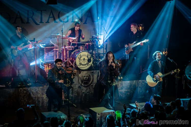 dArtagnan - In jener Nacht Tour 2019